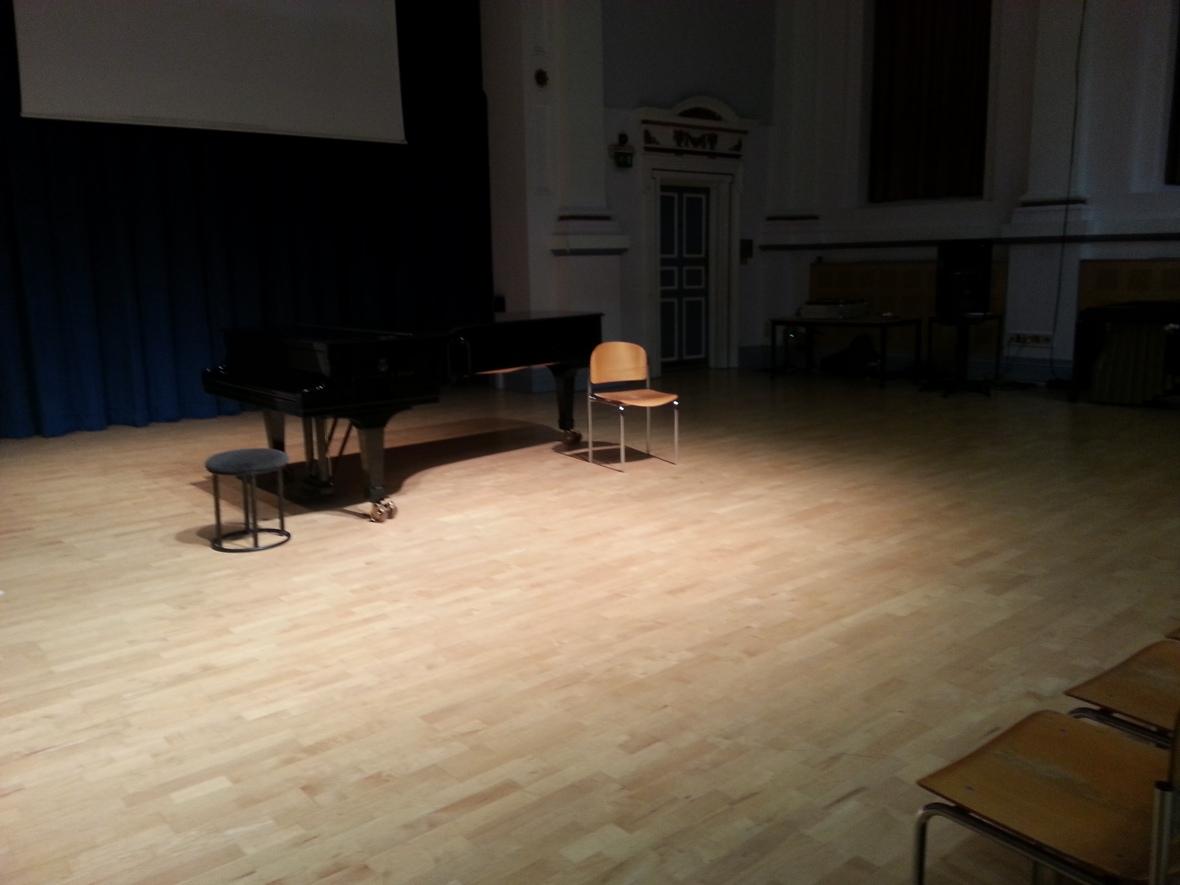 Clothworkers' Centenary Concert Hall, Leeds, UK